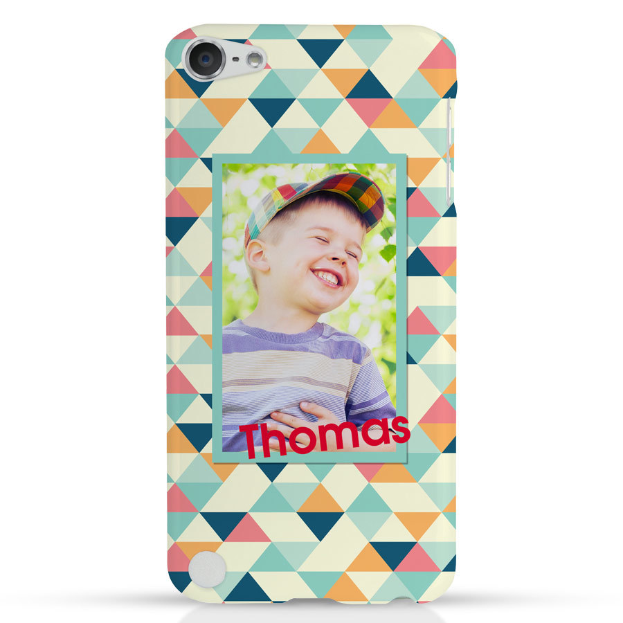 iPod Touch 5 - Coque Photo 3D
