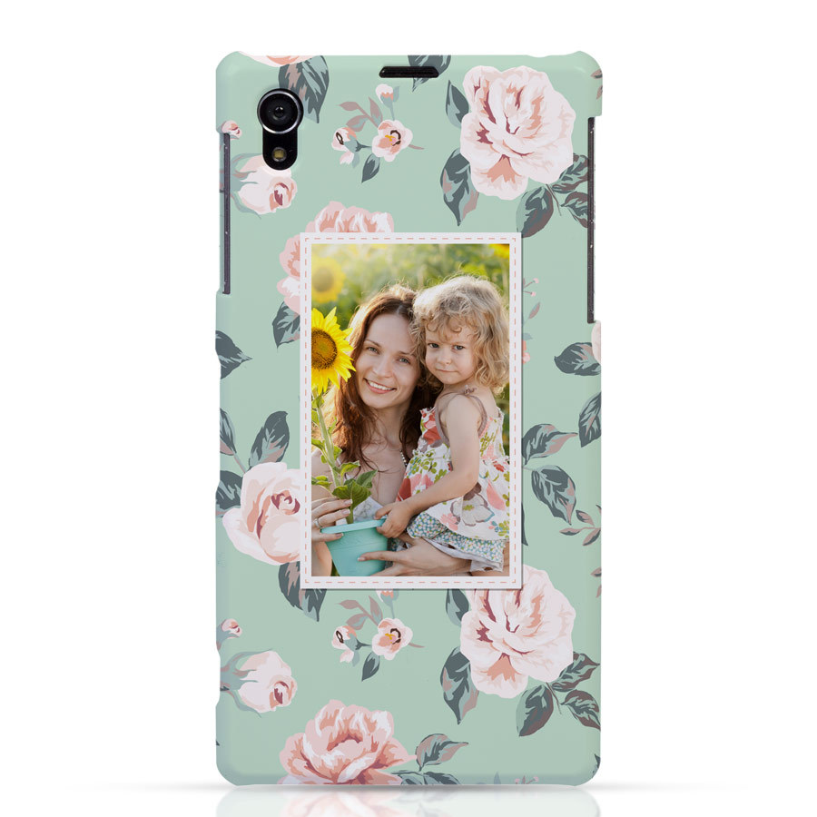 Sony Xperia Z1 - Coque Photo 3D
