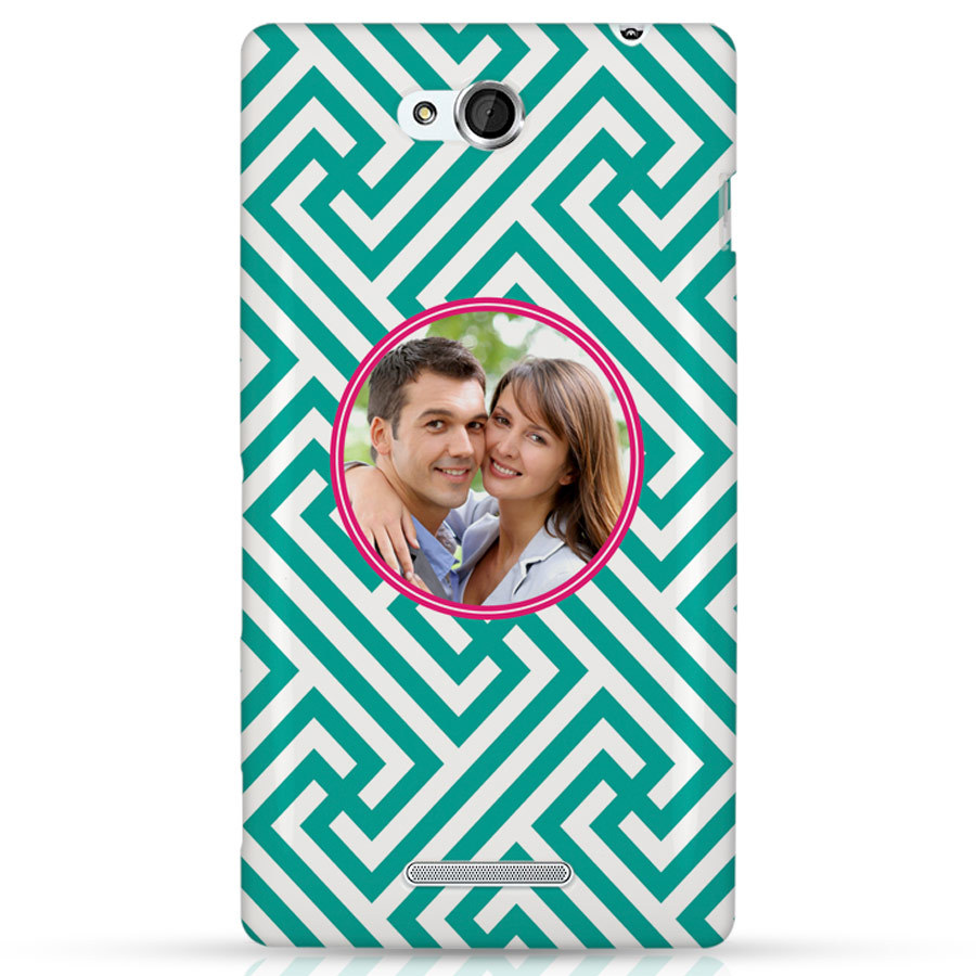 Sony Xperia C - Coque Photo 3D