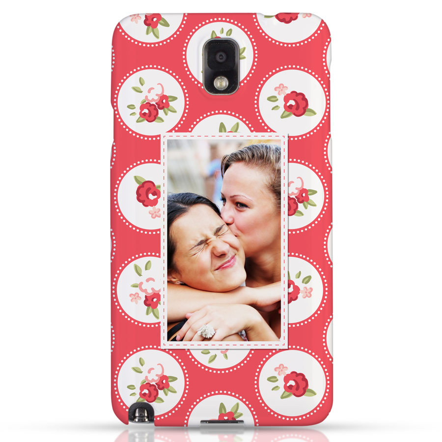 Samsung Galaxy Note 3 - Coque Photo 3D