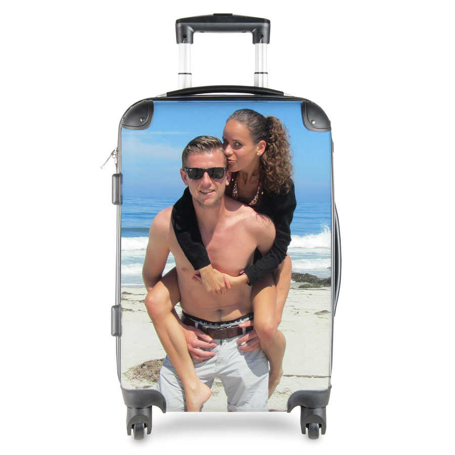 Traveller photo suitcase - Princess