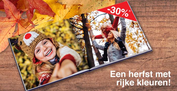 Een herfst met rijke kleuren!