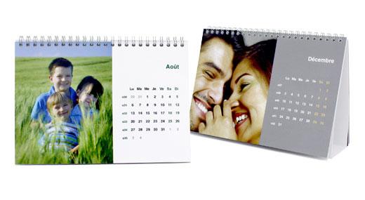 calendriers bureau a5 tictacphoto