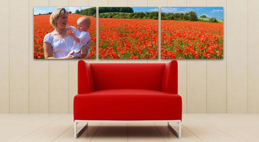 d coration murale dibond multiple tictacphoto. Black Bedroom Furniture Sets. Home Design Ideas