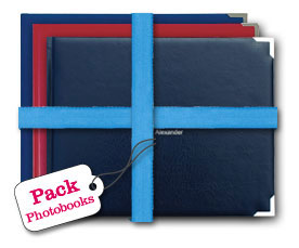 Pack Photobooks