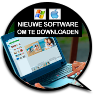 Nieuwe Software om te downloaden
