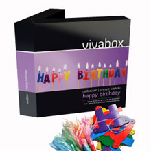 Vivabox Happy Birthday